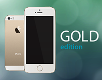 iPhone 5s (vector graphic)