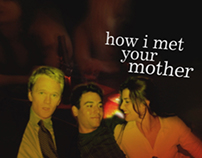 How I Met Your Mother title sequence and logo