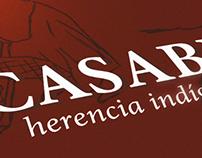 Casabe, herencia indígena