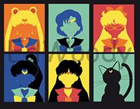 Sailor Pop Art