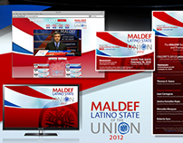 MALDEF - Print & Integrated Campaign