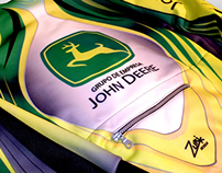 Corporate Jacket. Team rider JOHN DEERE Winter collect