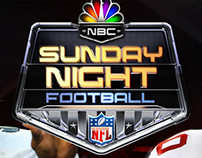 SUNDAY NIGHT FOOTBALL / NFL