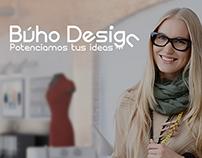 Búho Design - Diseño Gráfico & Diseño páginas web