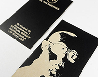 Paul Kalkbrenner business card