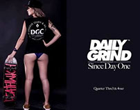 Daily Grind S/S 2014 Campaign