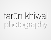 Tarun Khiwal Photography Logo Animation