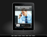 iBusiness Mobile Solution HTML5 Template