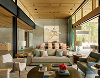 Tahoe Marvel by Kelly Hohla Interiors