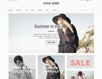 Vigoshop - Premium Responsive Magento Theme