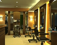 A Beauty Salon Renovation