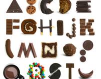 Chocoholic typeface