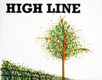 High Line Poster