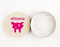 DITAMA | visual identity