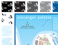 CARTOGRAPHY: THE STAVANGER PALETTE