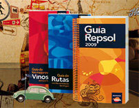 guía CAMPSA - guía REPSOL