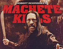 Machete Kills Steelbook (Alternative design)