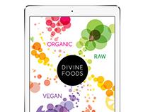 Divine Foods. 2015 Organic Raw Vegan Wholesale Catalog