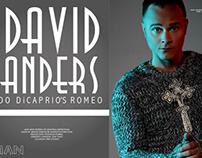 DAVID ANDERS for ANNEX MAN Magazine
