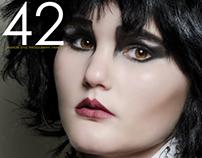 42 Magazine Editorial- Siouxie Sioux