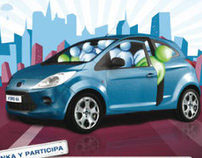 Ford Ka Windows Live Messenger