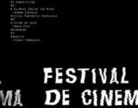 Poster Festival Cinema