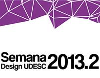 Semana de Design - 2013.2