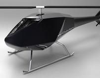 Helicopter UAV