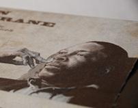 Premio San Marcos en diseño John Coltrane Chocolate J.S