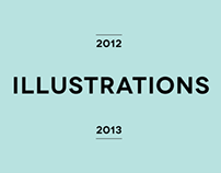 Illustrations and Icons | 2012-2013