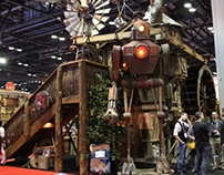 Mining Operation for Daniel's Woodland, IAAPA