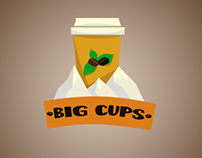 Logo BIg Cups