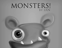 MONSTERS! by Ian