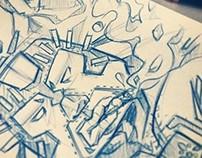 Doodles & Sketches - 2013