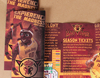 Mad Ants Ticket Brochure