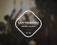 Happy Branding - Logo Design
