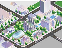 SLC Isometric Illustration