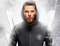 Premier League Artwork - Degea