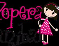 La Popera Kaníbal Logo