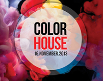 Color House Flyer/Poster - 03