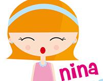 Nina Pamplina Logo