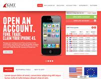 GMT Prime Website