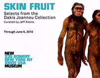 Skin Friut - The New Museum