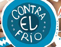 ARTE DE TAPA - Contra el Frío.
