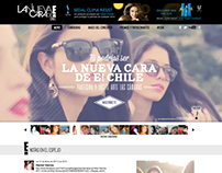 Nueva Cara E! Chile Website 2013