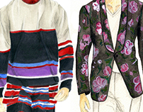 Illustrations SS 14/15