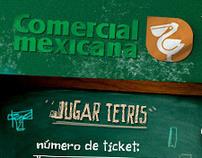 Juego online Comercial Mexicana
