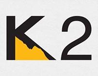 k2 Fitness - Logotipo 1