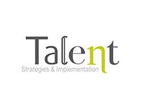 Talent | Typographic Branding