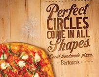 Bertucci's Rebrand